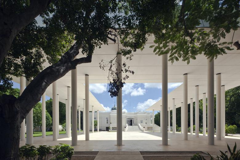 Quinta Montes Molina Pavilion
