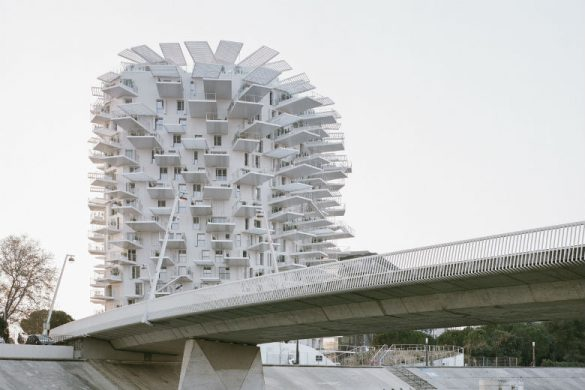 L'Arbre Blanc Residential Tower