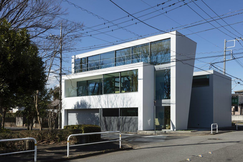 House in Tsukuba